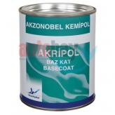 Akzo Kemipol Akripol Baz Kat Tofaş FI-124 Barok Kırmızı 1lt.