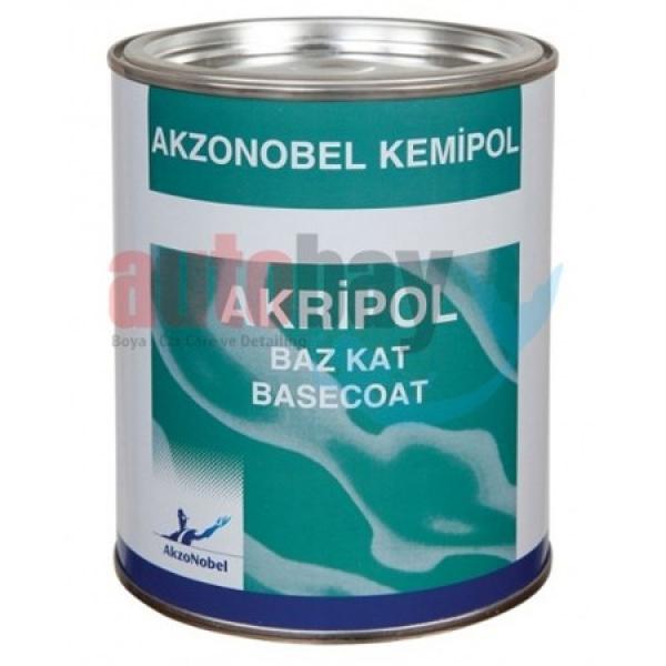 Akzo Kemipol Akripol Baz Kat Renault RE-761 Granada Kırmızı 1lt.