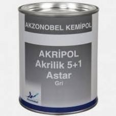 Akzo Nobel Akripol Akrilik 5+1 Astar 1 Lt