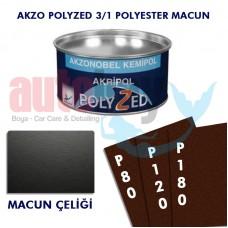 Akzo Nobel Akripol Polyzed Polyester Macun 3/1