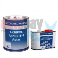 Akzo Nobel Kemipol 4+1 Astar (2.5lt) ve Sertleştirici Takım