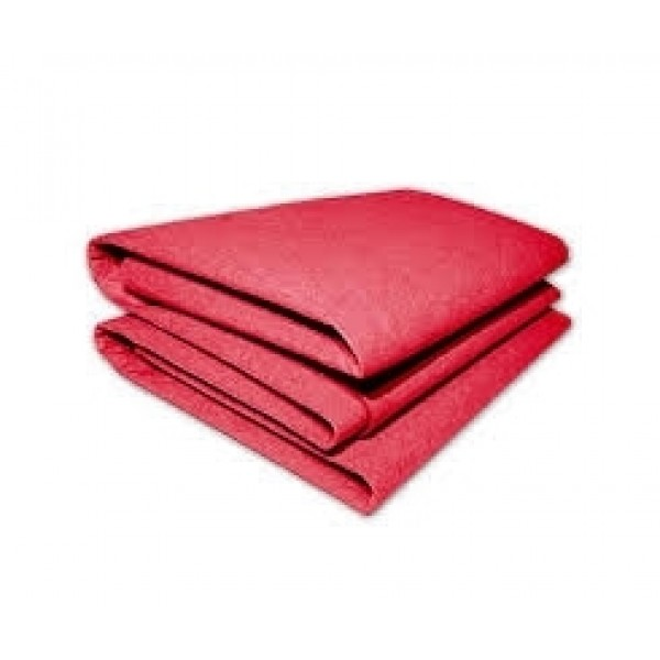 Bekbars Mikrolif Özel Dokulu Bez 50x70cm Kırmızı