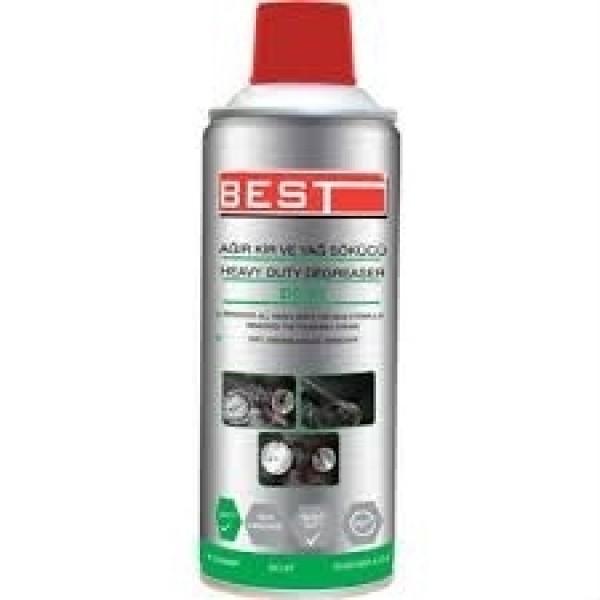Best DC67 Ağır Kir ve Yağ Çözücü Sprey 400 ml