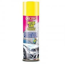 Mafra Metal Car Metalik Boyalar için Parlatıcı Sprey