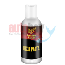 MEGUİARS 100 PRO SPEED COMPOUND ÇOK HIZLI PASTA ( 200 ml )