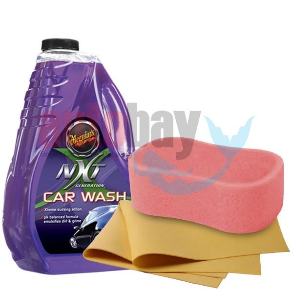 Meguiars 12664 Nxt Cilalı Şampuan Seti 1.89 lt