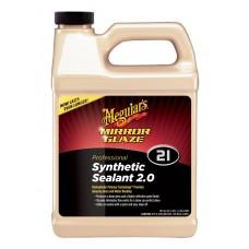 Meguiars 21 Synthetic Sealant 2.0 - Sentetik Koruyucu Wax 1.89lt