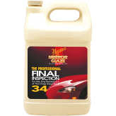 Meguiars 34 Fınal Inspectıon Yüzey Temizleme Sıvısı 3,79Lt