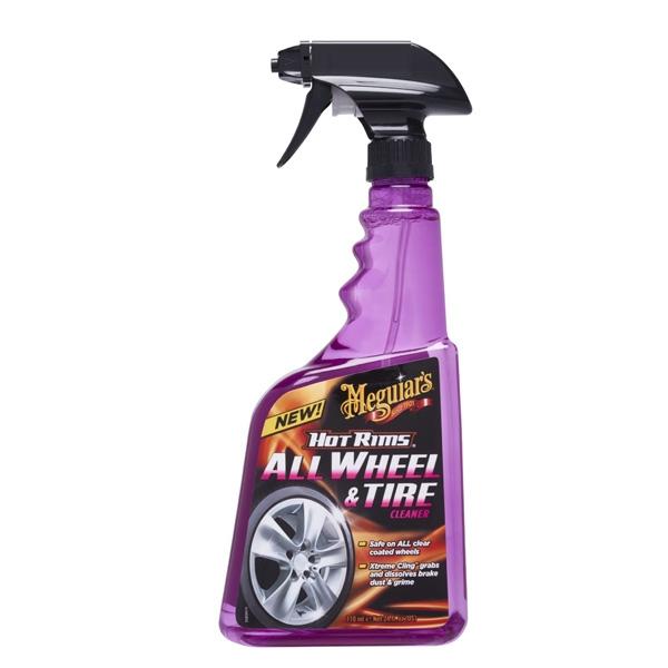 Meguiars 9524 Hot Rims All Wheel Sprey Jant Temizleyici 710ml