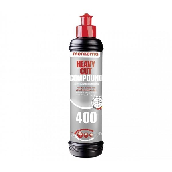 Menzerna Fast Gloss 400 - Çizik Çıkarıcı Pasta 250ml