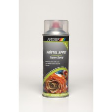 Motip Kristal Vernik Sprey Zapon Sprey 400ml
