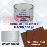 ORBAY ORBYLUX POLYESTER (ÇELİK) MACUN SETİ 500GR